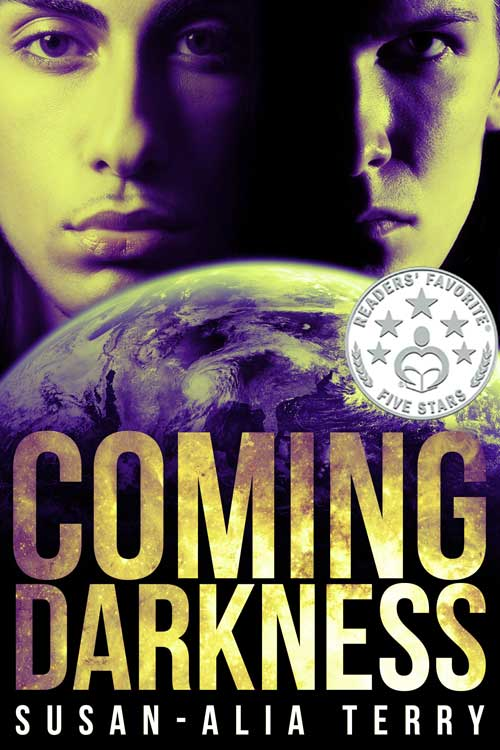 Coming Darkness book cover